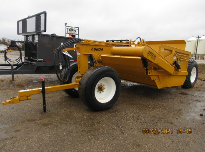 2021 Lorenz L8600 Misc. Ag For Sale