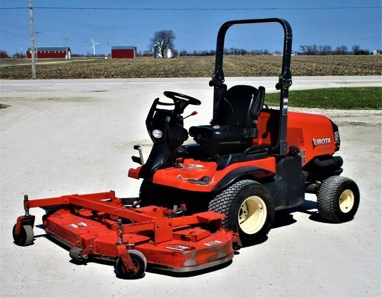 2017 Kubota F3990 Commercial Front Mowers For Sale
