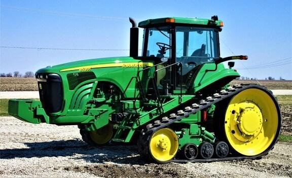 2004 John Deere 8520T Tractor - Track For Sale