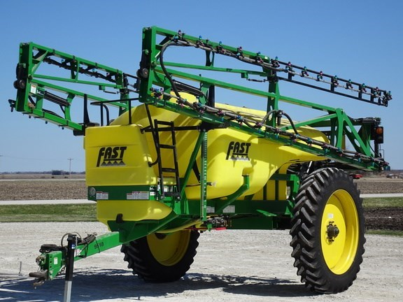 2012 Fast 9518 Sprayer-Pull Type For Sale