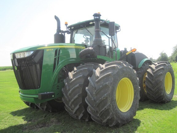 2018 John Deere 9570R Tractor - 4WD For Sale