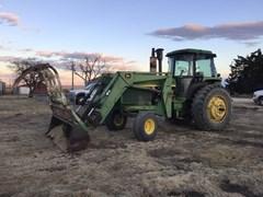 Tractor - Row Crop For Sale 1988 John Deere 4650