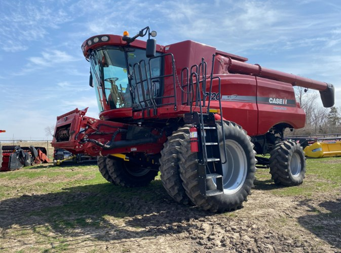 2012 Case IH 7120 Combine For Sale