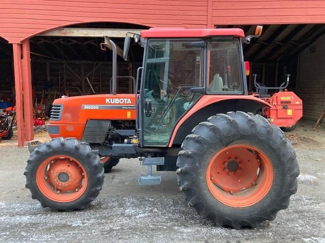 1999 Kubota M8200DTC Tractor For Sale