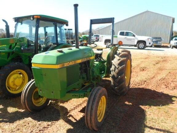 1976 John Deere 2040 Tractor - Utility For Sale