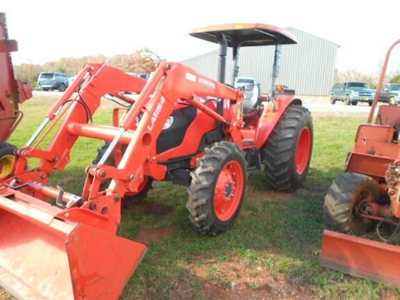 2017 Kubota M6060 Tractor - Utility For Sale