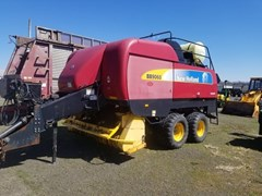 Baler-Big Square For Sale 2009 New Holland BB9060