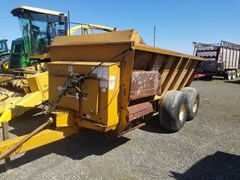 Manure Spreader-Dry/Pull Type For Sale Kuhn Knight 8124