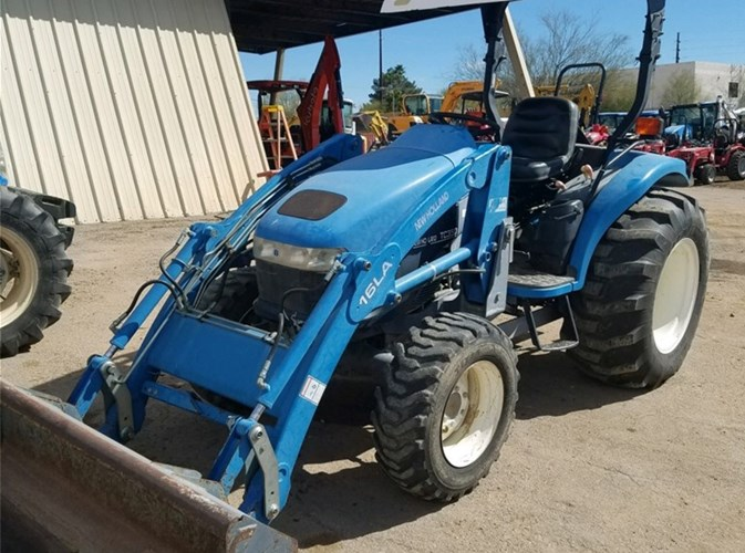 New Holland TC35DA Tractor For Sale