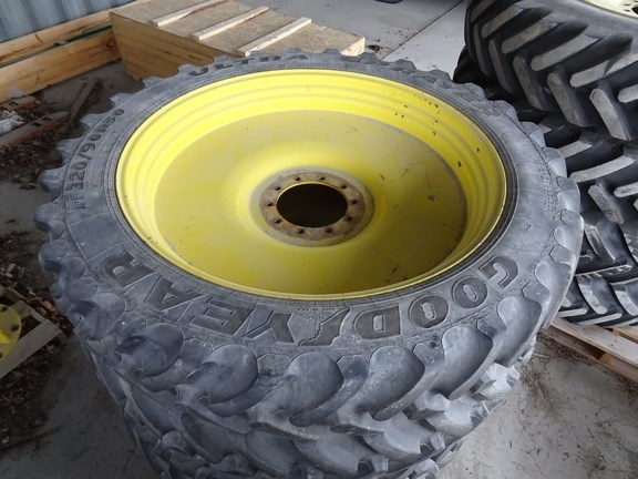 Goodyear IF320/90R50 Wheels and Tires For Sale