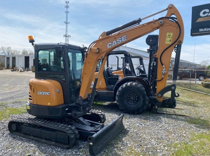 Case CX37C Excavator-Mini For Sale