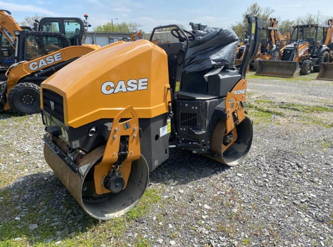 Case DV26E Rollers/Compactors For Sale