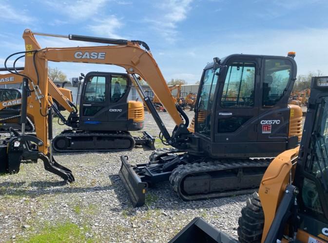 Case CX57C Excavator-Mini For Sale
