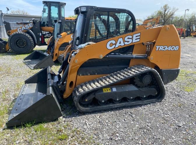 Case TR304B Skid Steer-Track For Sale