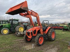 Tractor - Utility For Sale 2015 Kubota M5-091 , 92 HP