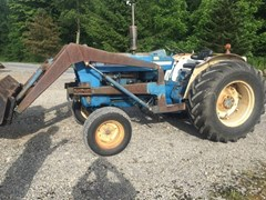Tractor - Utility For Sale 1974 Ford 5000 , 69 HP