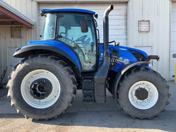 2018 New Holland T5.120 Tractor For Sale