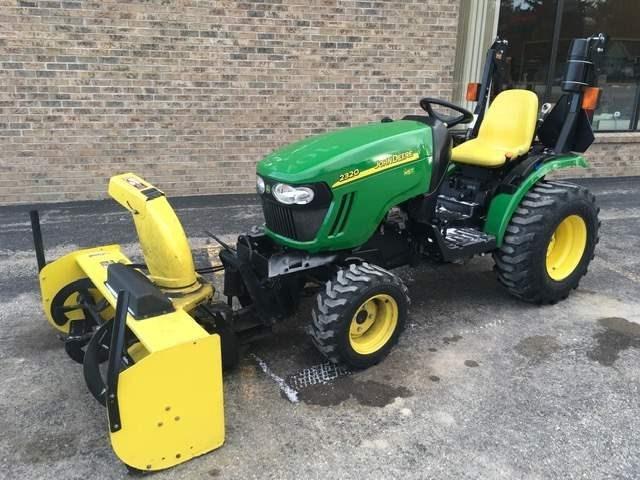 2008 John Deere 2320 Tractor For Sale