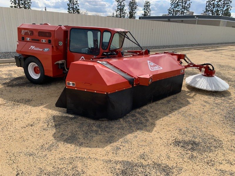 2021 Flory 7679 Sweeper For Sale