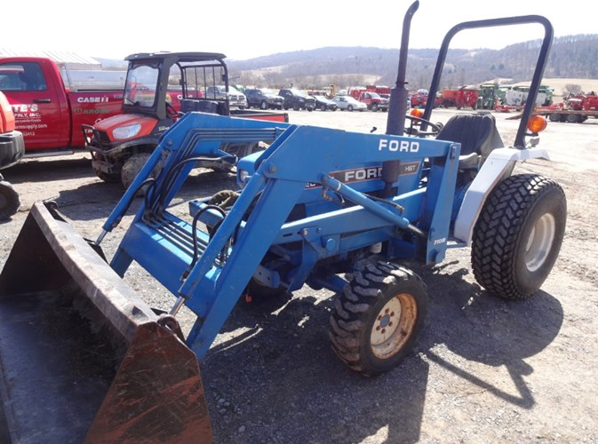 1995 Ford 1620 HST Tractor - Compact Utility For Sale