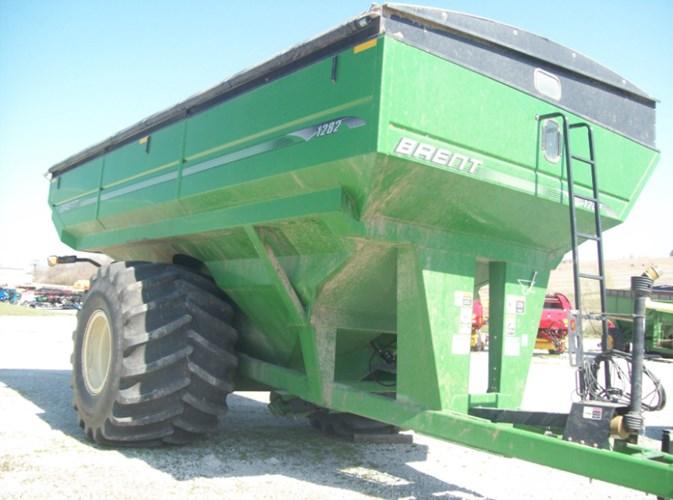 2011 Brent 1282 Grain Cart For Sale