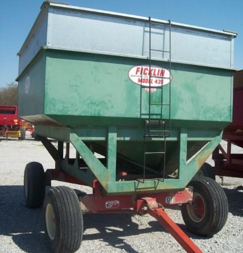 Ficklin 435 Gravity Box For Sale