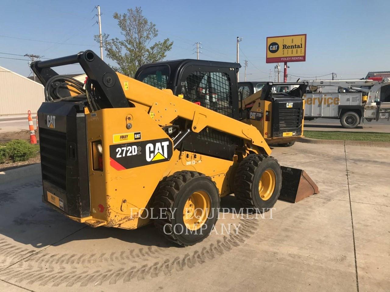 2017 Caterpillar 272D2STD1C Image 3