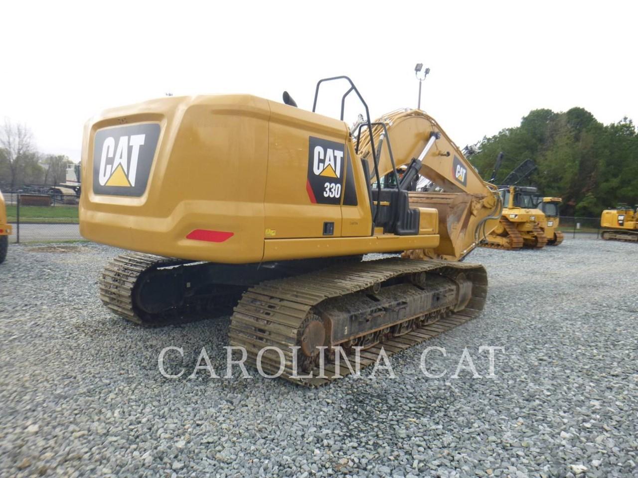 2019 Caterpillar 330 Image 3