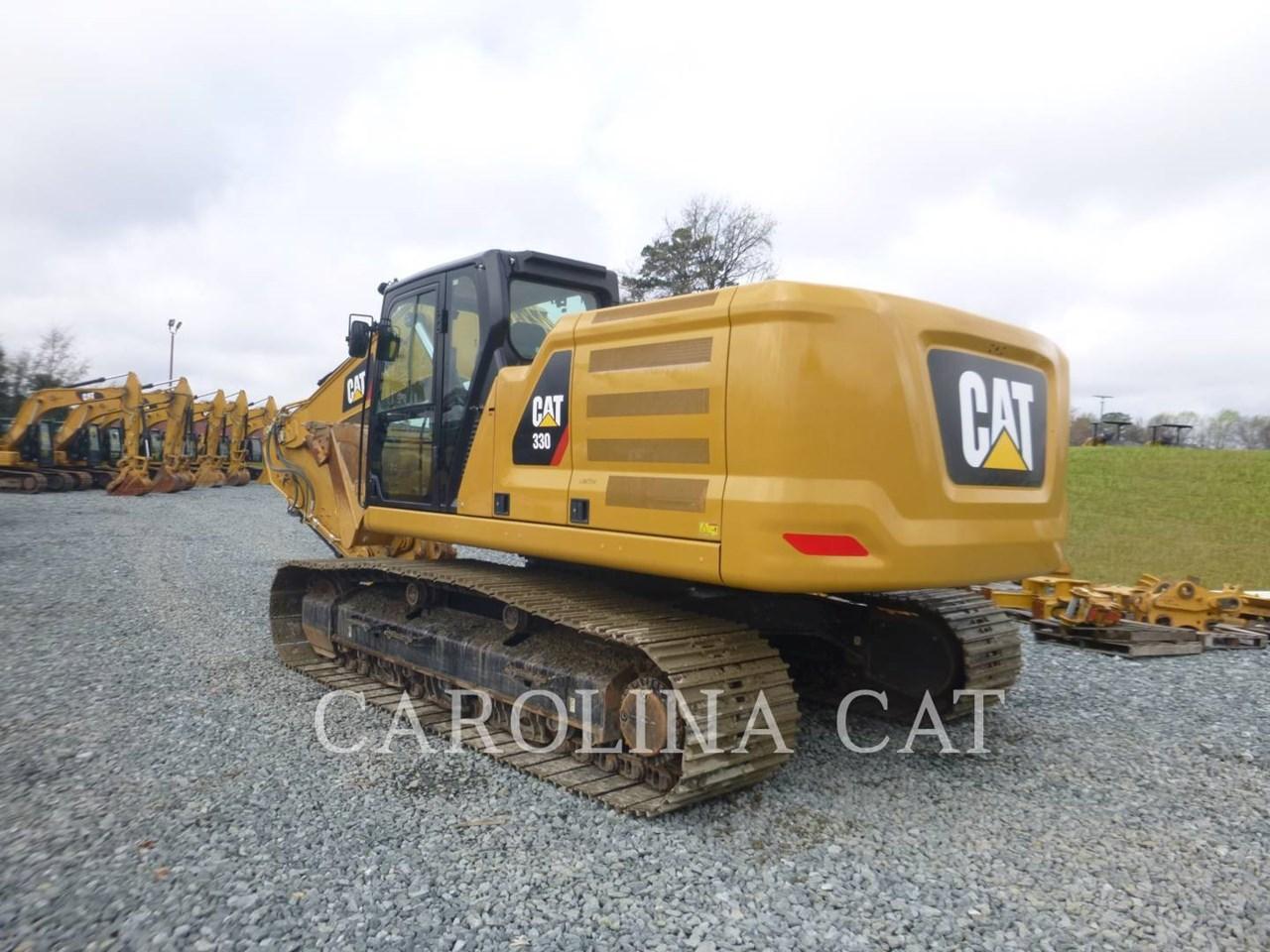 2019 Caterpillar 330 Image 4