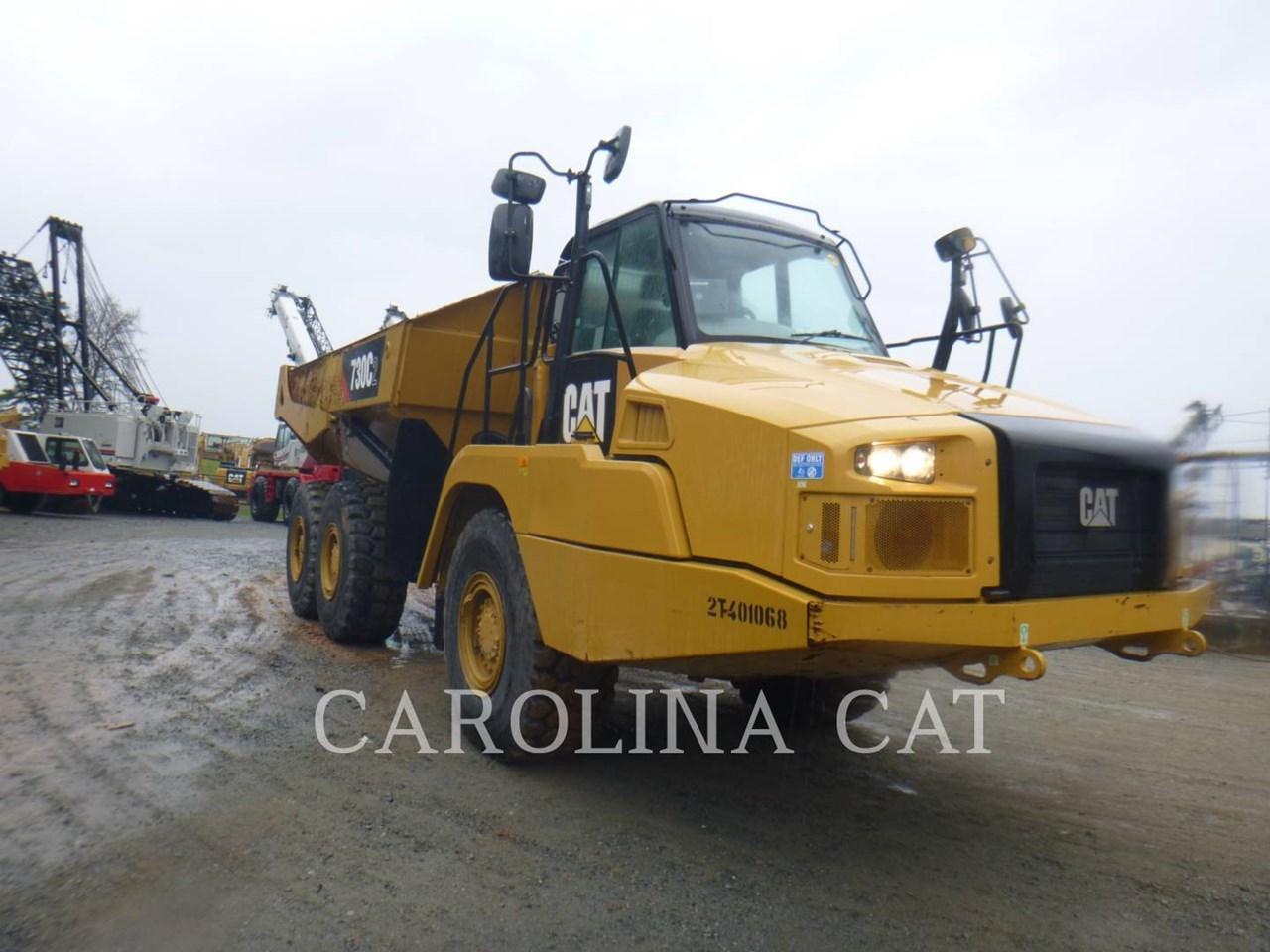 2018 Caterpillar 730C2 TG Image 2