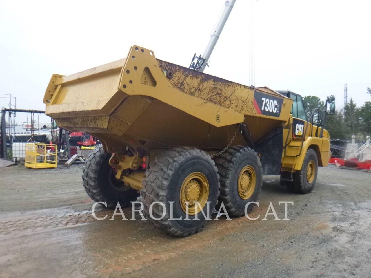 2018 Caterpillar 730C2 TG Image 3