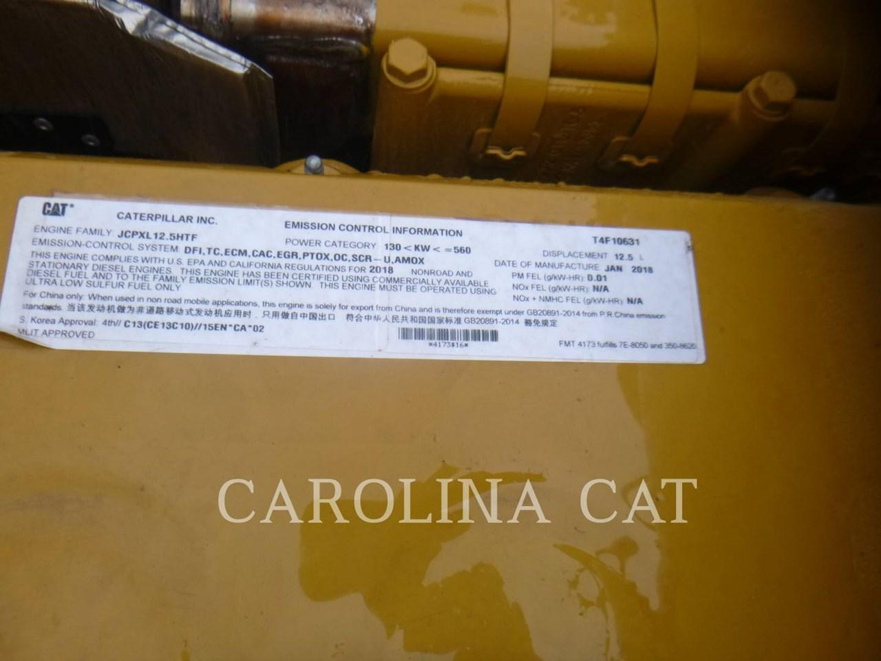 2018 Caterpillar 730C2 TG Image 8