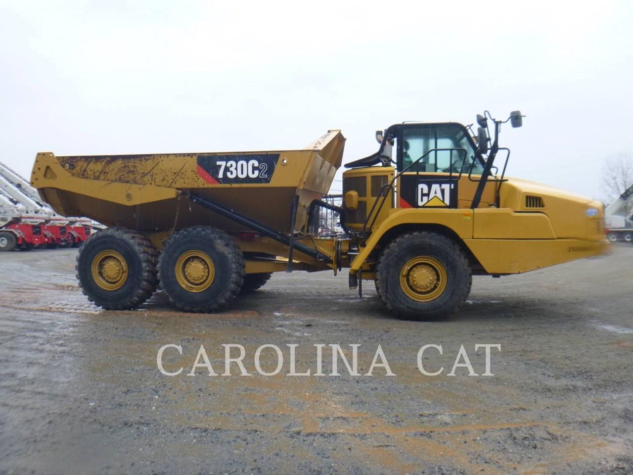 2018 Caterpillar 730C2 TG Image 9