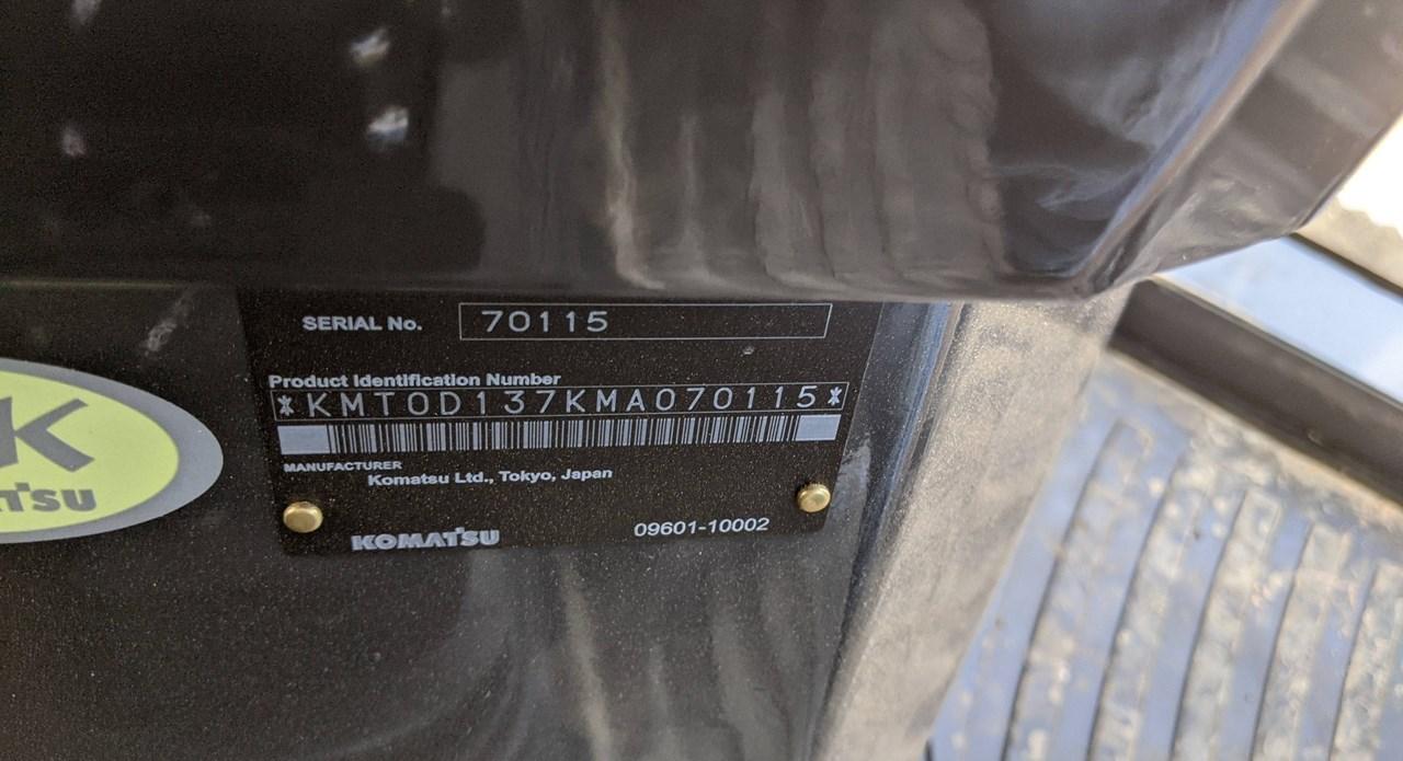 2021 Komatsu D71PX-24 Image 10