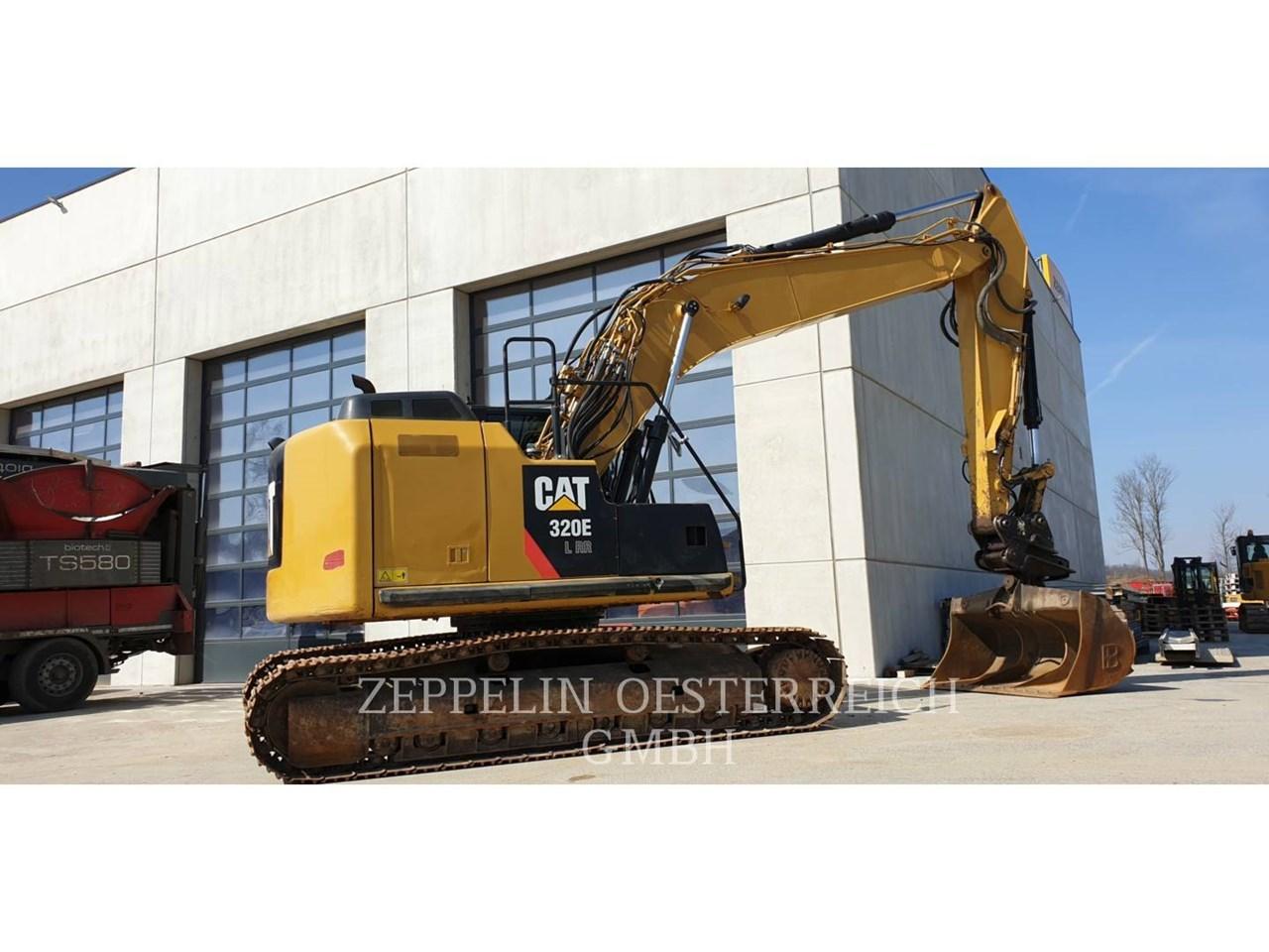 2013 Caterpillar 320ELRR Image 2