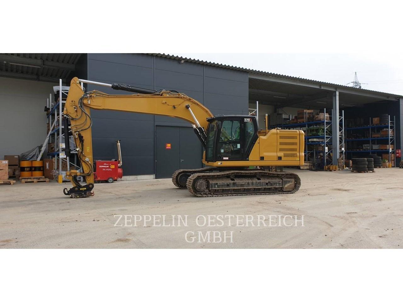 2020 Caterpillar 320-07 Image 1
