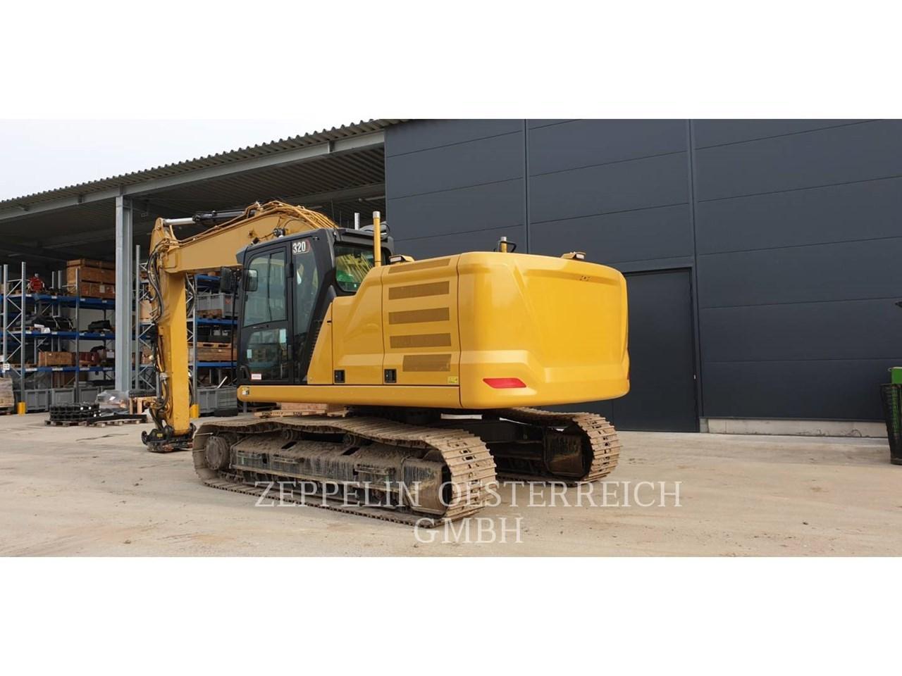 2020 Caterpillar 320-07 Image 4