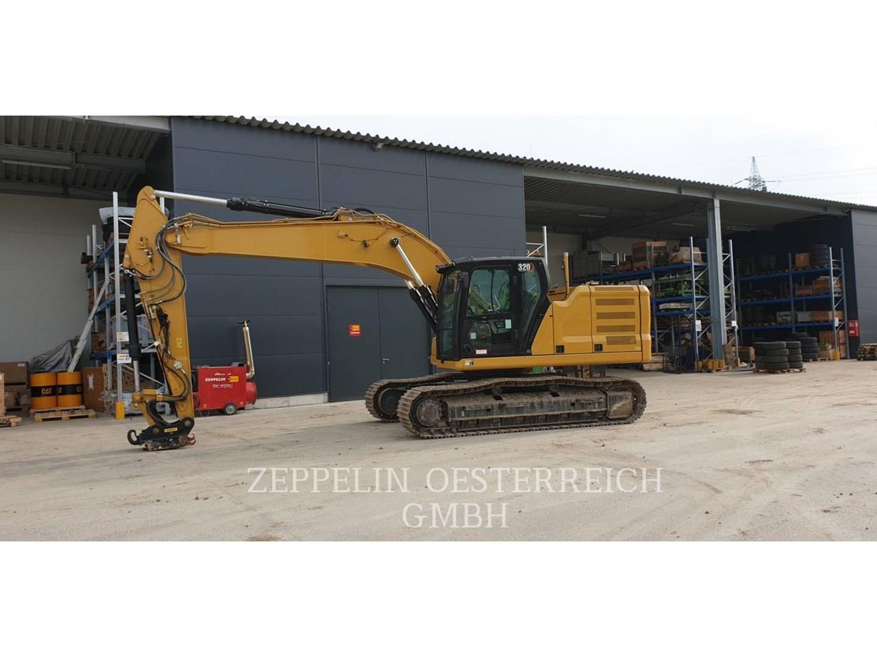 2020 Caterpillar 320-07 Image 12