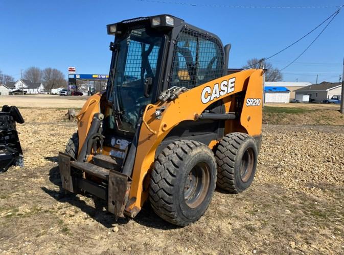 Case SR210 Skid Steer For Sale