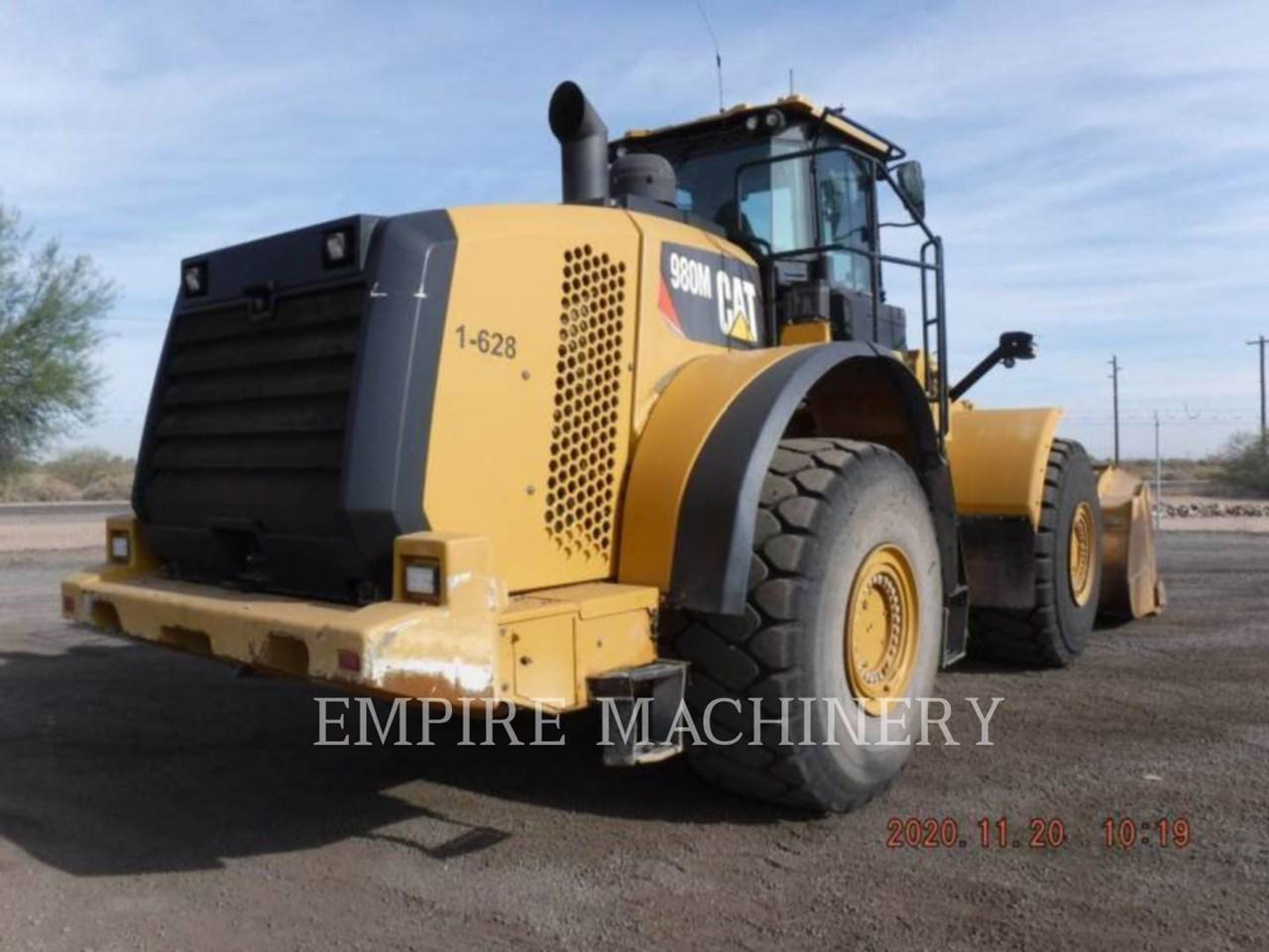 2014 Caterpillar 980M AOC Image 2