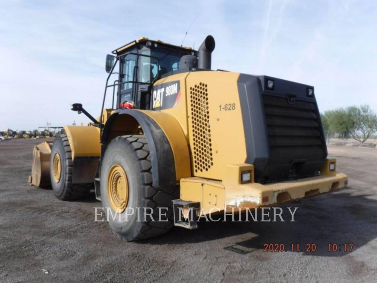 2014 Caterpillar 980M AOC Image 4