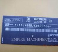 2014 Caterpillar 980M AOC Thumbnail 5