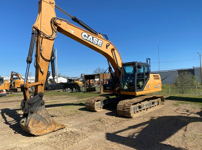 2018 Case CX210D Excavator-Track For Sale