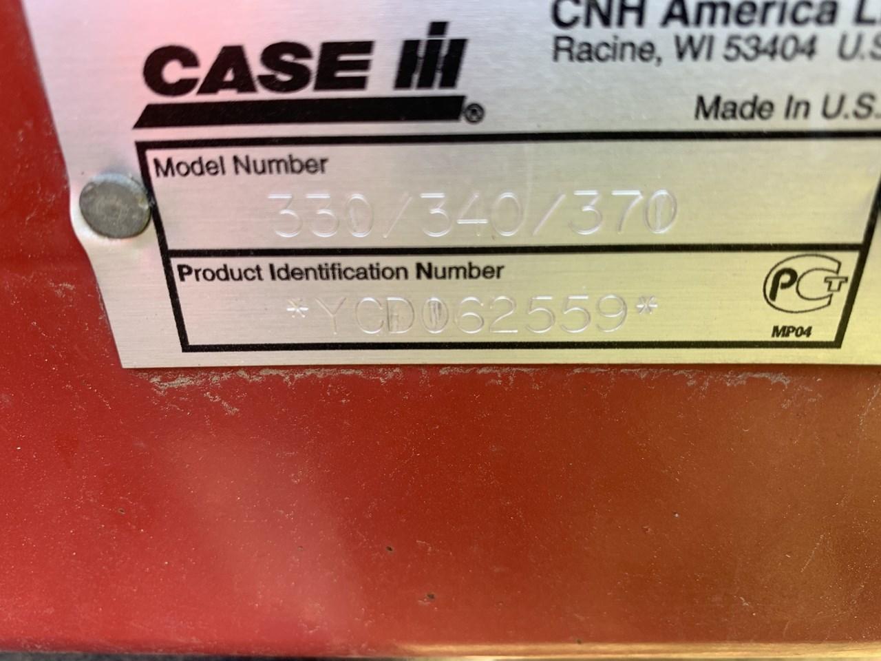 2013 Case IH 370 Image 16