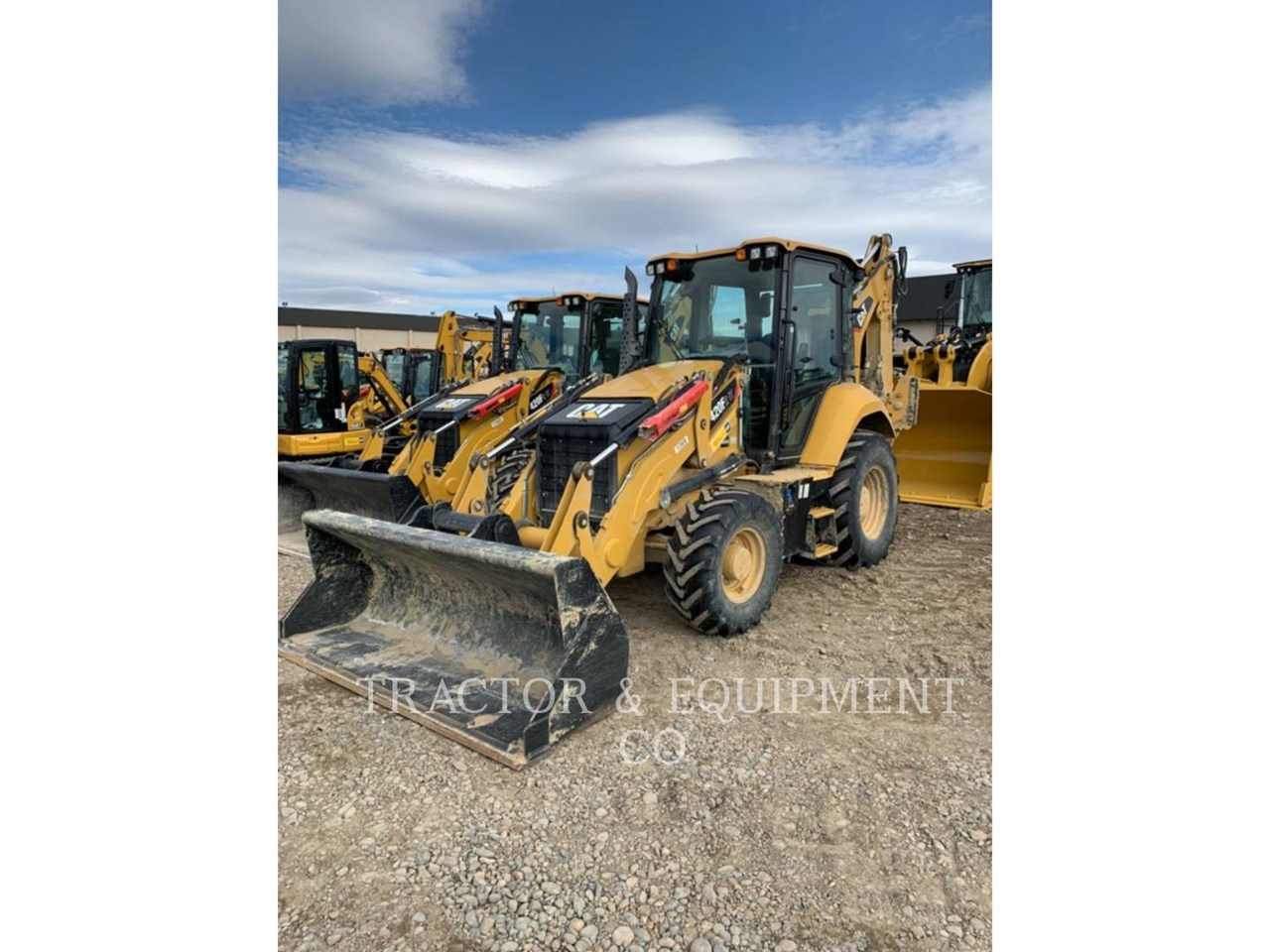 2020 Caterpillar 420F2 ITCB Image 6
