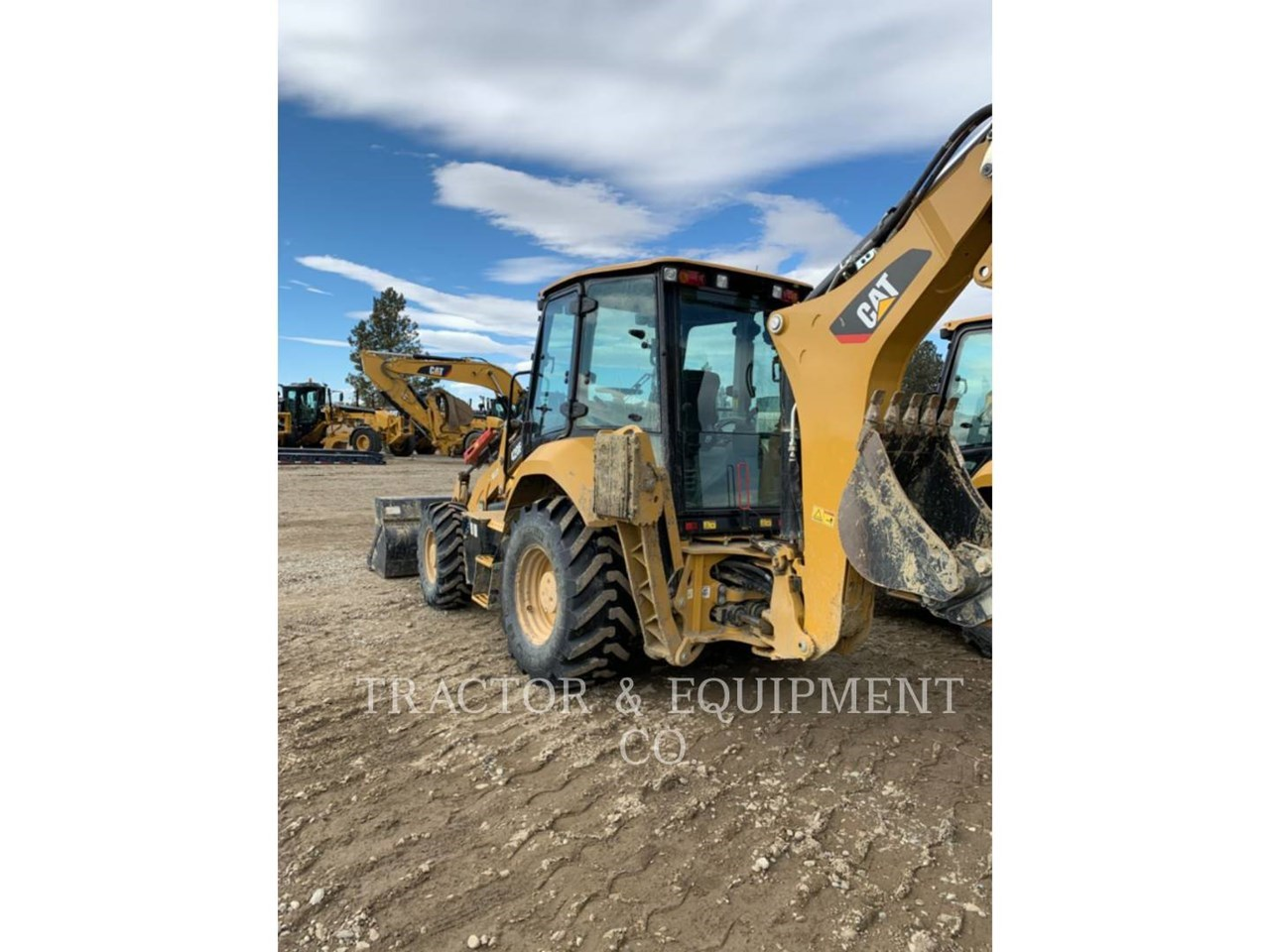 2020 Caterpillar 420F2 ITCB Image 9