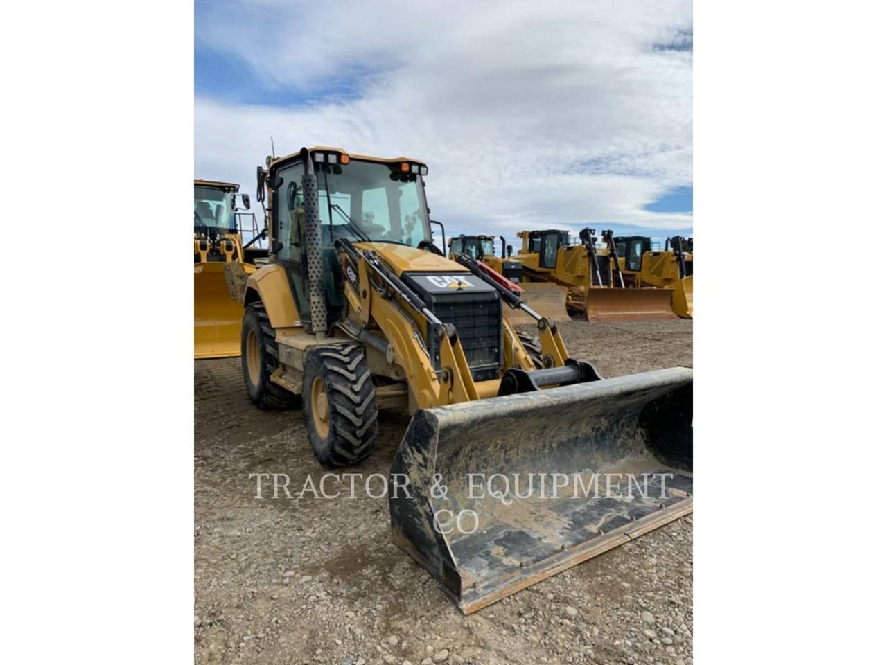 2020 Caterpillar 420F2 ITCB Image 11