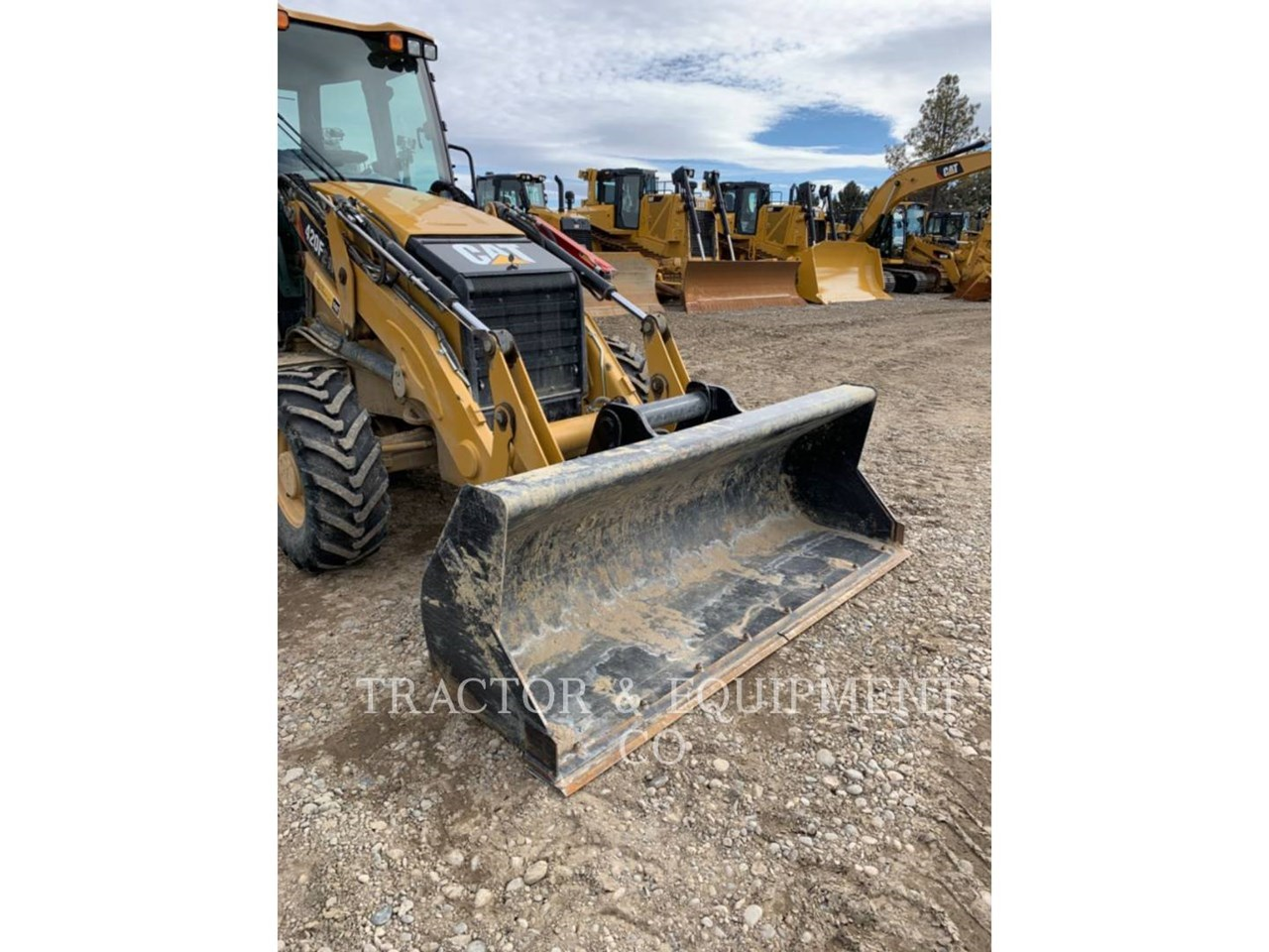 2020 Caterpillar 420F2 ITCB Image 12