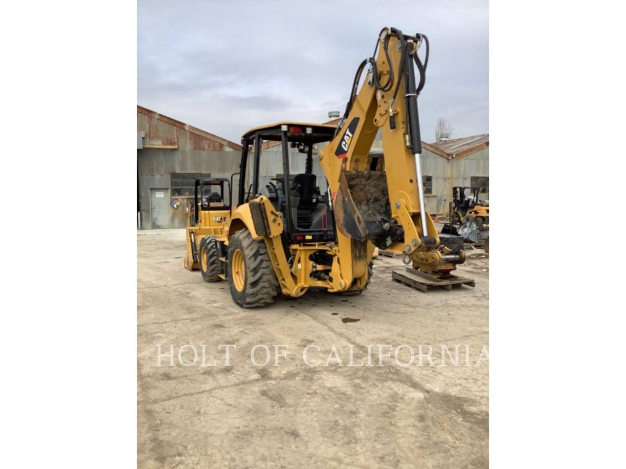 2018 Caterpillar 420F2 Image 4