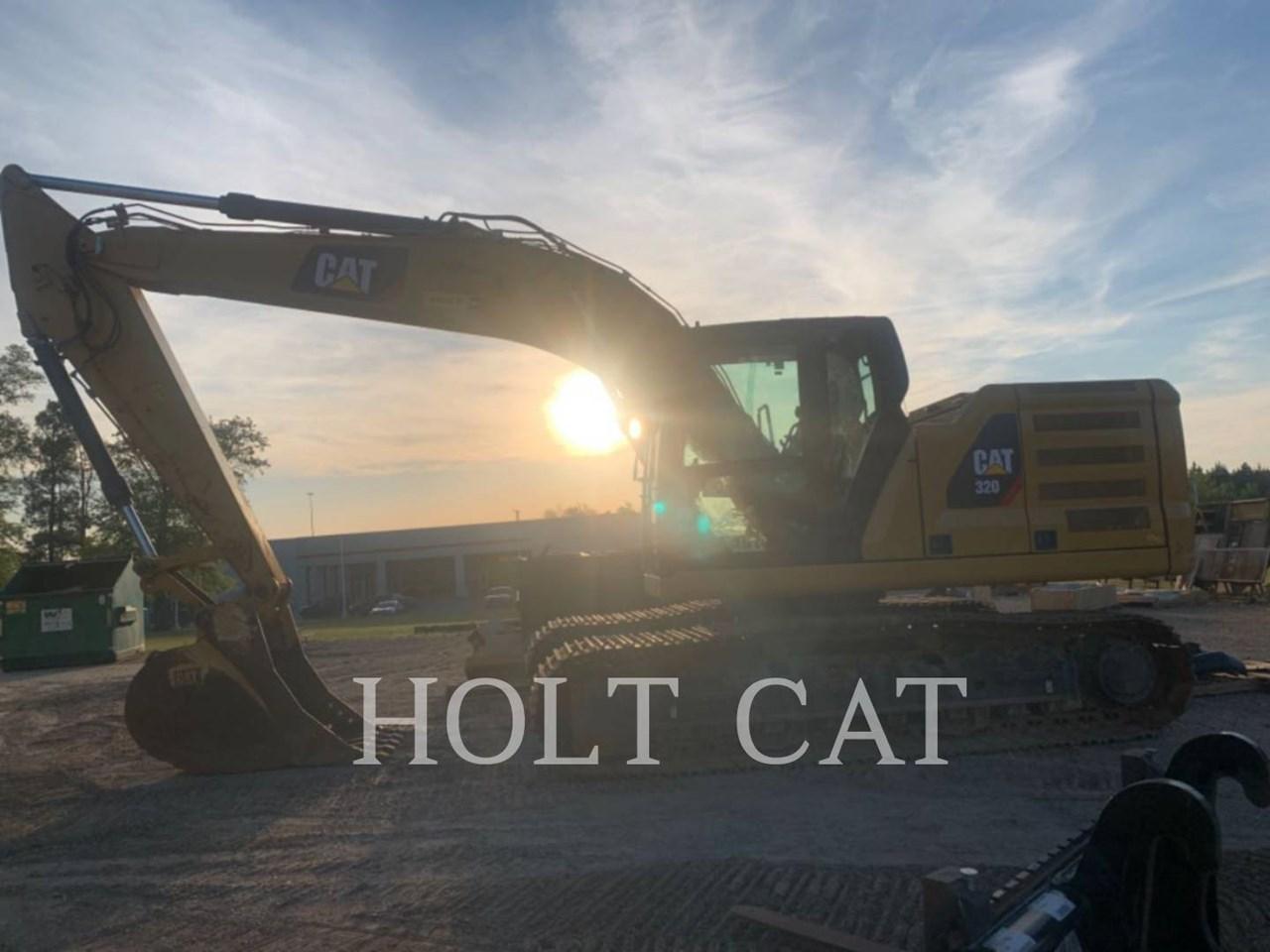 2019 Caterpillar 320 Image 3
